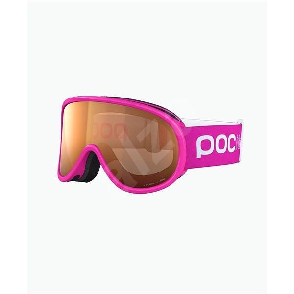 POC POCito Retina Fluorescent Pink - Lyžiarske okuliare  16b5099aaf0