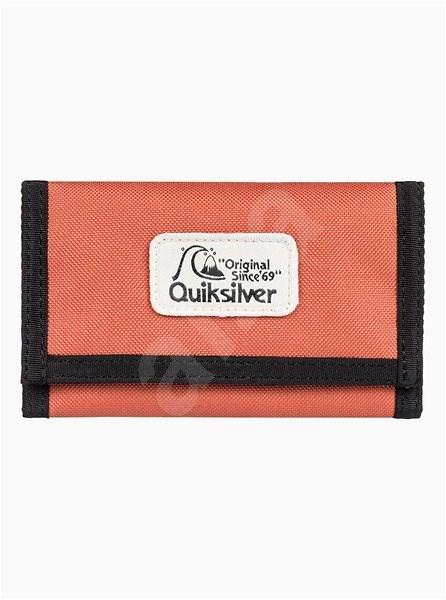 Quiksilver The Everydaily, červená - Pánska peňaženka