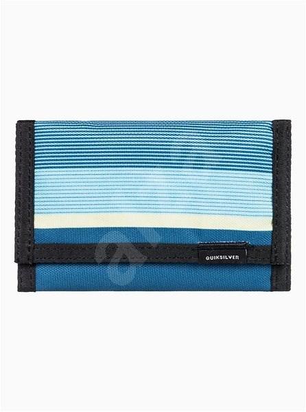Quiksilver The Everydaily, modrá - Pánska peňaženka