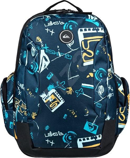 221ee28d0f Quiksilver Schoolie M Backpack BYJ6 - Batoh