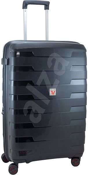 36db16272673e Roncato Spirit 70 cm čierny - Cestovný kufor s TSA zámkom | Alza.sk
