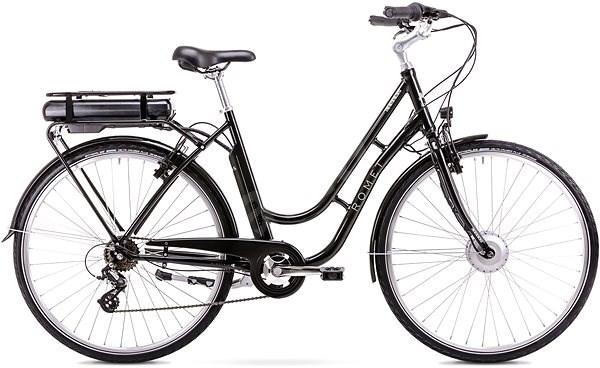 Romet Legend E01 - Mestský elektrobicykel