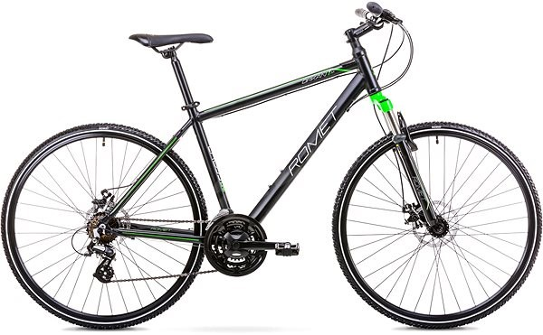 "ROMET ORKAN 1 M size XL/21"" - Crossový bicykel"