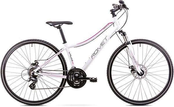 """ROMET ORKAN 1 D size S/15"""" - Dámsky crossový bicykel"""