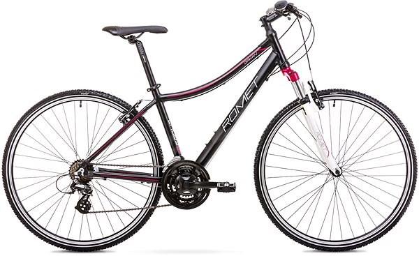 """ROMET ORKAN D size S/15"""" - Dámsky crossový bicykel"""