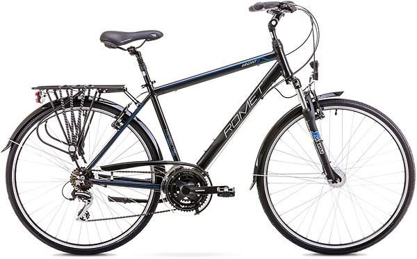 "ROMET WAGANT 2.0 size L/21"" - Trekingový bicykel"
