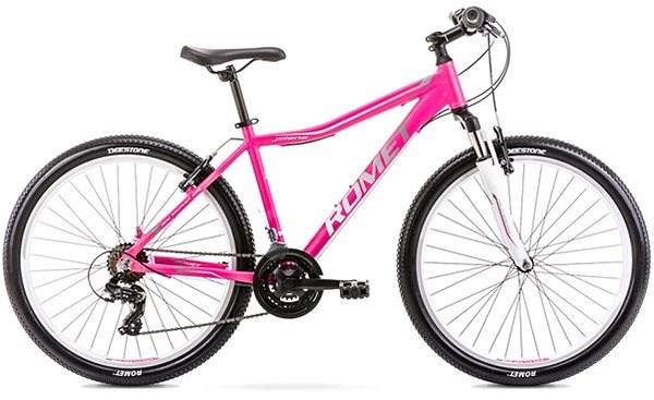 """ROMET JOLENE 6.0 pink vel. L/19"""" - Dámsky horský bicykel 26"""""""