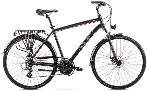 "ROMET WAGANT 2 veľkosť L/21"" - Trekingový bicykel"