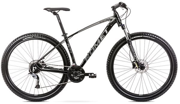 "ROMET MUSTANG M1 gray veľ. L/19"" - Horský bicykel 29"""