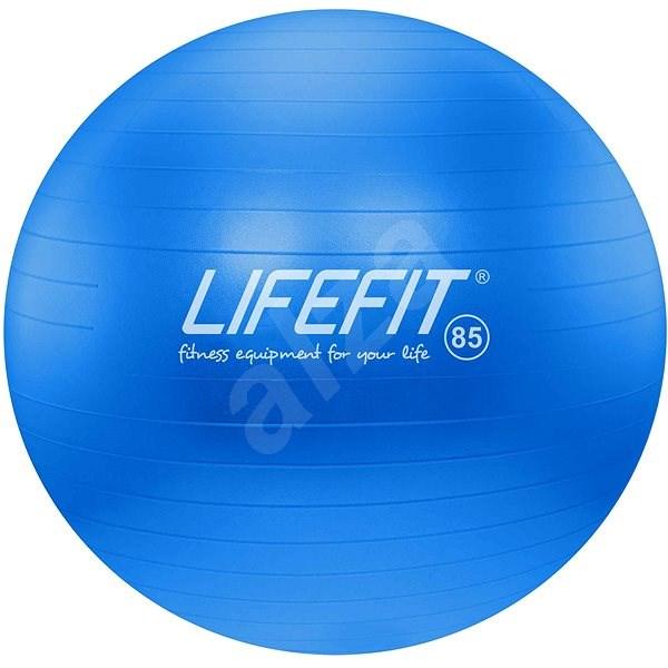 LIFEFIT anti-burst 85 cm, modrá - Gymnastická lopta