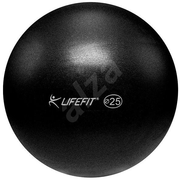 Lifefit overball 25 cm, čierna - Gymnastická lopta