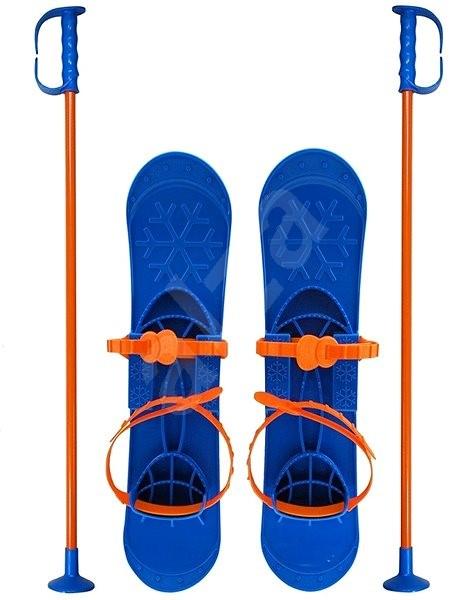 be735bf8be655 SULOV BIG FOOT detské, svetlo modré - Lyžiarska súprava | Alza.sk