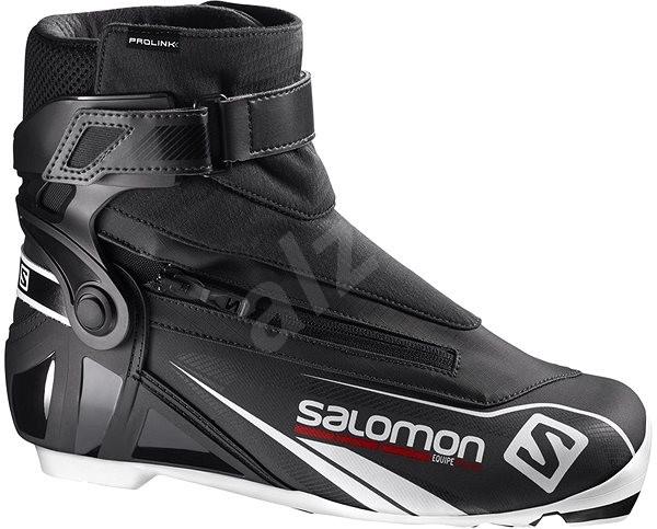 64651ec49abcf Salomon Equipe Prolink veľkosť 39 EU / 24,5 cm - Pánske topánky na bežky