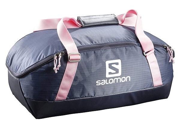 677b5a529f71a Salomon Prolog 40 Bag Crown Blue/Pink Mist - Cestovná taška | Alza.sk