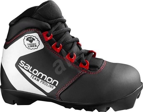 Salomon Team Prolink Jr - Topánky na bežky  ccc9c3b6973