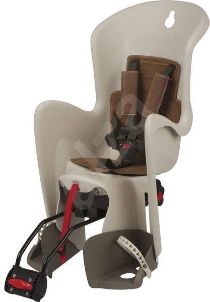 c60c538163 Polisport Bilby RS krémovo-hnedá - Detská sedačka na bicykel