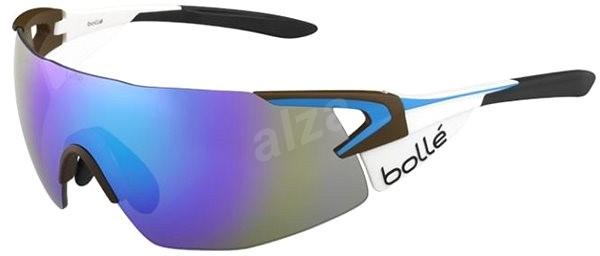 Bollé 5th Element Pro AG2R Matte White Blue Brown Blue Violet oleo AF - d404dac443d