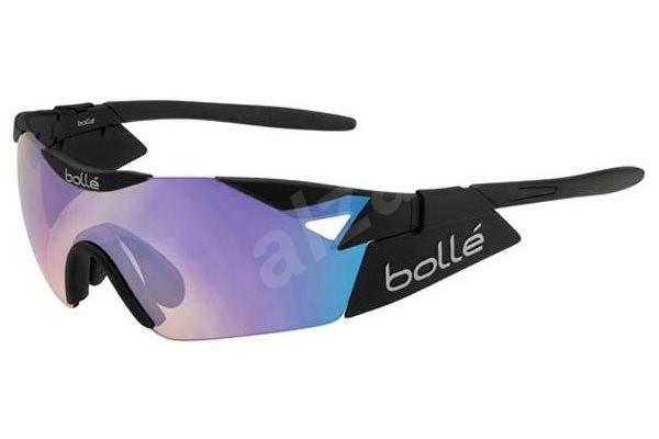 Bolle 6th Sense S Matt čierna   čierna modrá Fialová oleo AF - Lyžiarske  okuliare 1cb122d3761