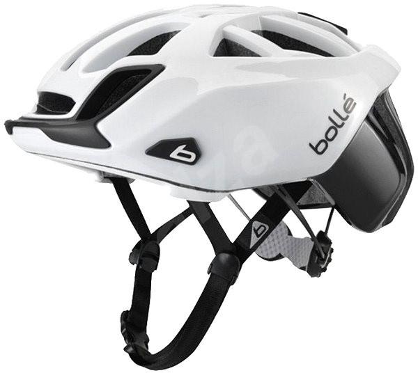 Bolle One Road Štandardná čierna a biela, veľkosť SM 54-58 cm - Prilba na bicykel