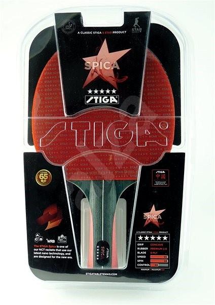 Stiga Spica - Raketa na stolný tenis