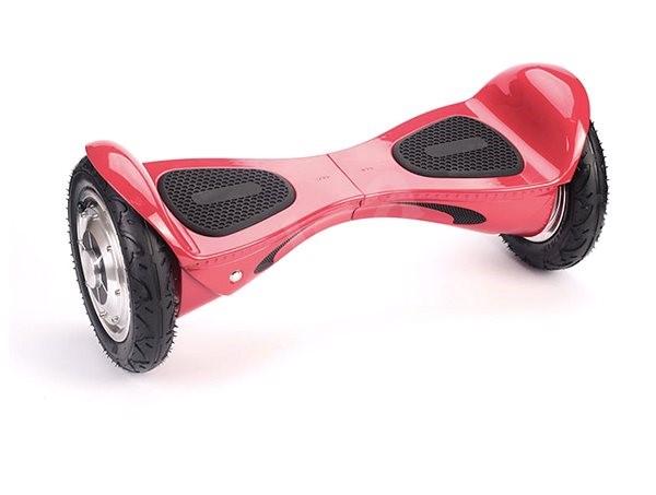 Hoverboard offroad Auto Balance system + APP + BT červený - Hoverboard