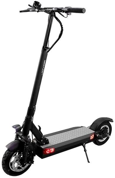 Joyor Y10 čierna - Elektrická kolobežka