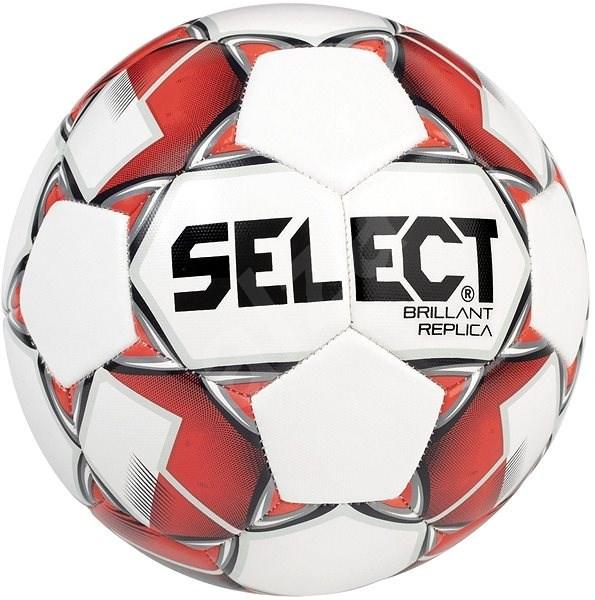SELECT FB Brillant Replica veľ. 4 - Futbalová lopta