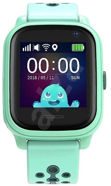 Smartomat Kidwatch 3 zelené - Smart hodinky