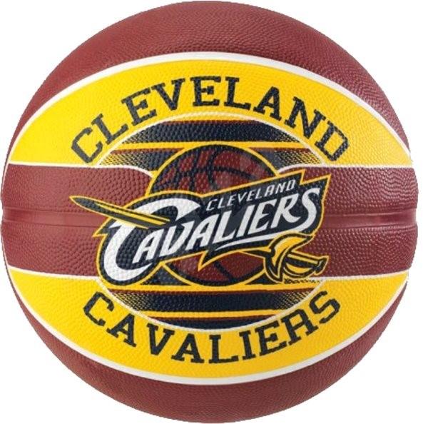 8abb1d0af1 Spalding NBA team ball Cleveland Cavaliers vel. 5 - Basketbalová lopta