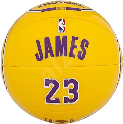2eb731f02e Spalding NBA Player Ball LeBron James veľkosť 1