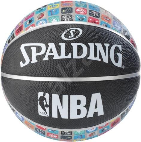 780131c5d2 Spalding NBA Team Collection veľkosť 7 - Basketbalová lopta