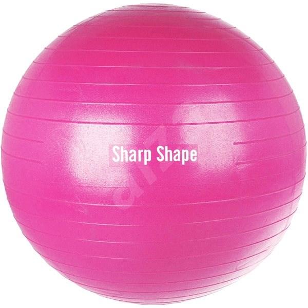 Sharp Shape Gym ball pink 75 cm - Gymnastická lopta