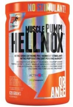 Extrifit Hellnox 620 g, orange - Anabolizér