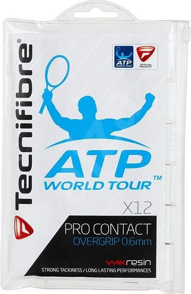 Tecnifibre Pro Contact Grip x12 - Sada