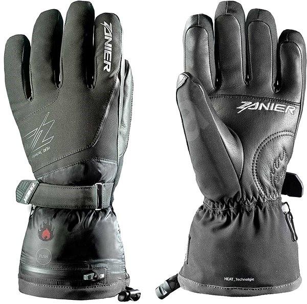 a89541251b Zanier HEAT.ZX 3.0 vyhrievané rukavice prstové
