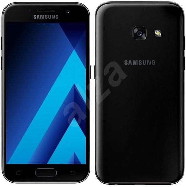 60e4aba3c Samsung Galaxy A3 (2017) čierny - Mobilný telefón   Alza.sk