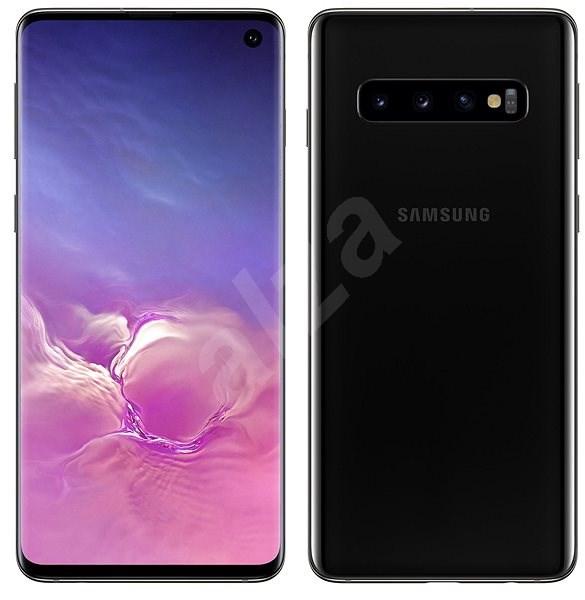 Samsung Galaxy S10 Dual SIM 512 GB čierny - Mobilný telefón