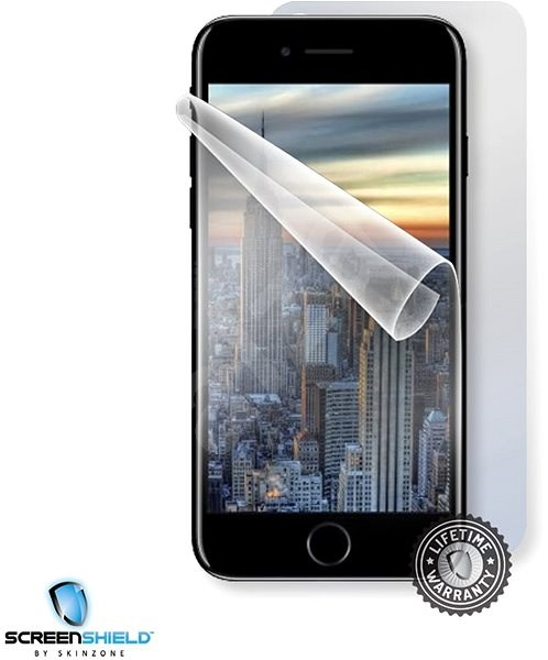 ScreenShield APPLE iPhone 8 na celé telo - Ochranná fólia