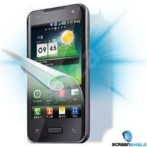 ScreenShield pre LG Optimus 2X (P990) pre celé telo telefónu - Ochranná fólia