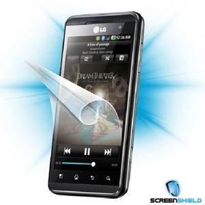 ScreenShield pro LG Optimus 3D (P920) na displej telefonu - Ochranná fólia