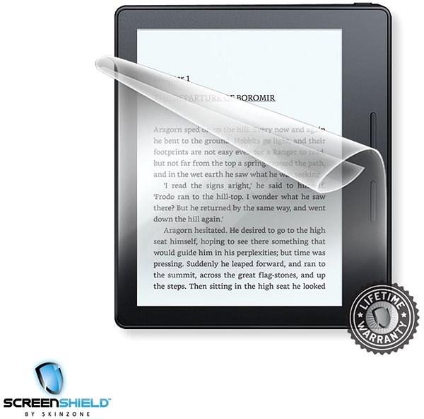 Screenshield AMAZON Kindle Oasis 2 gen na displej - Ochranná fólia
