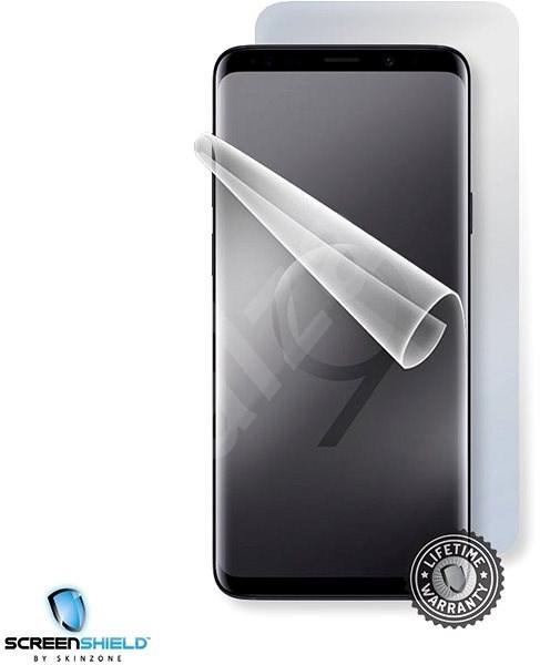 ScreenShield SAMSUNG G965 Galaxy S9 Plus na celé telo - Ochranná fólia