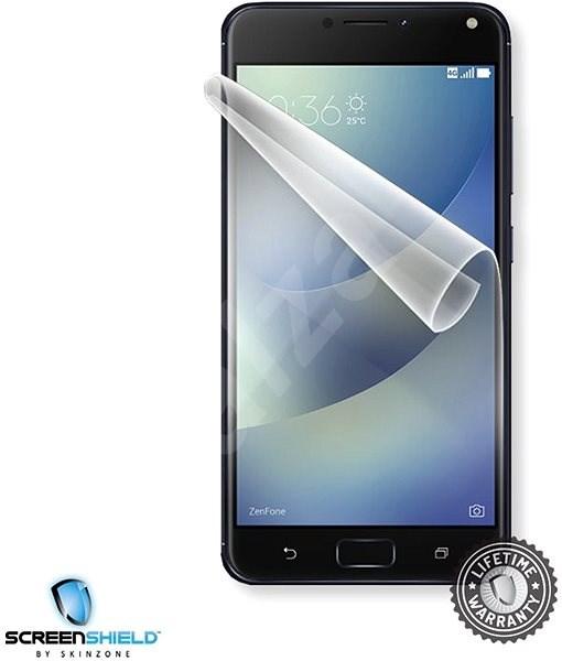 ScreenShield ASUS Zenfone 4 Max ZC520KL na displej - Ochranná fólia