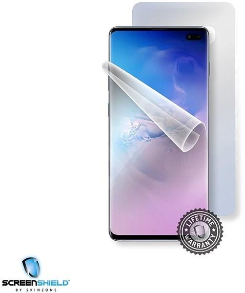 Screenshield SAMSUNG Galaxy S10+ na celé telo - Ochranná fólia