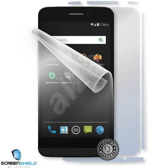 ScreenShield pro Blackphone BP1 na celé tělo telefonu - Ochranná fólie