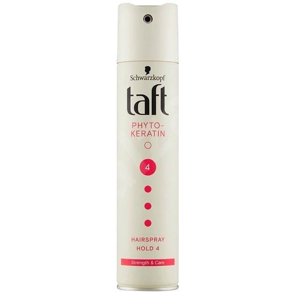 SCHWARZKOPF TAFT Keratin 250 ml - Lak na vlasy