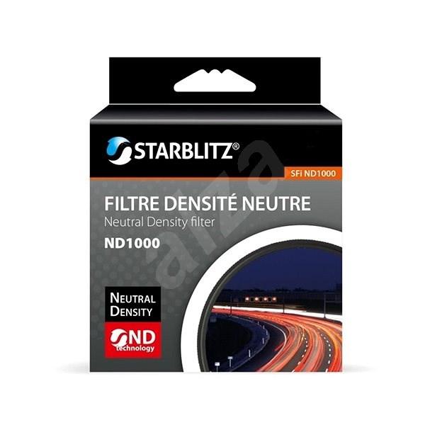 Starblitz neutrálne sivý filter 1000 × 58 mm - ND filter