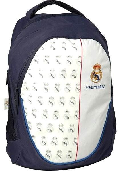 d4f89367bc Veľký študentský batoh - Real Madrid - Školský batoh