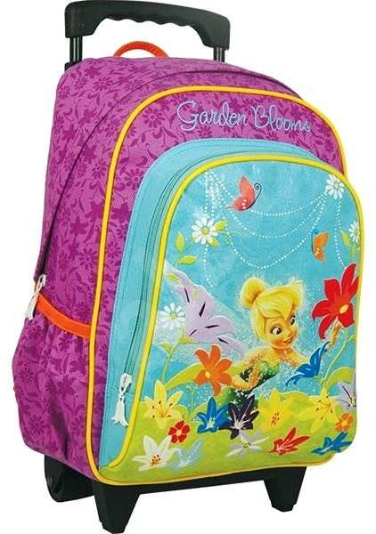 a1c23e8560 Junior batoh na kolieskach - Disney Víla Cililing - Detský ruksak ...