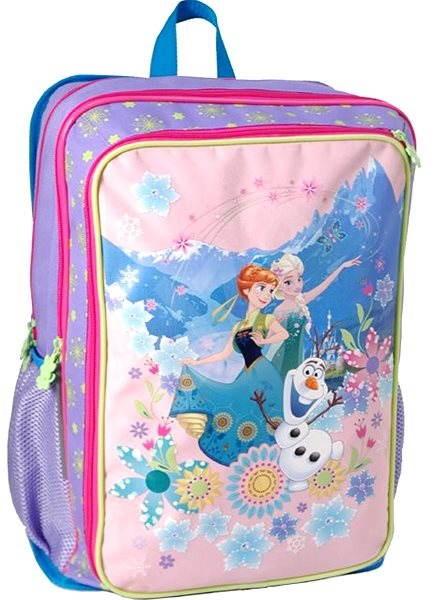 d8b54c5114 EVA Školský batoh - Disney Ľadové kráľovstvo - Školský batoh